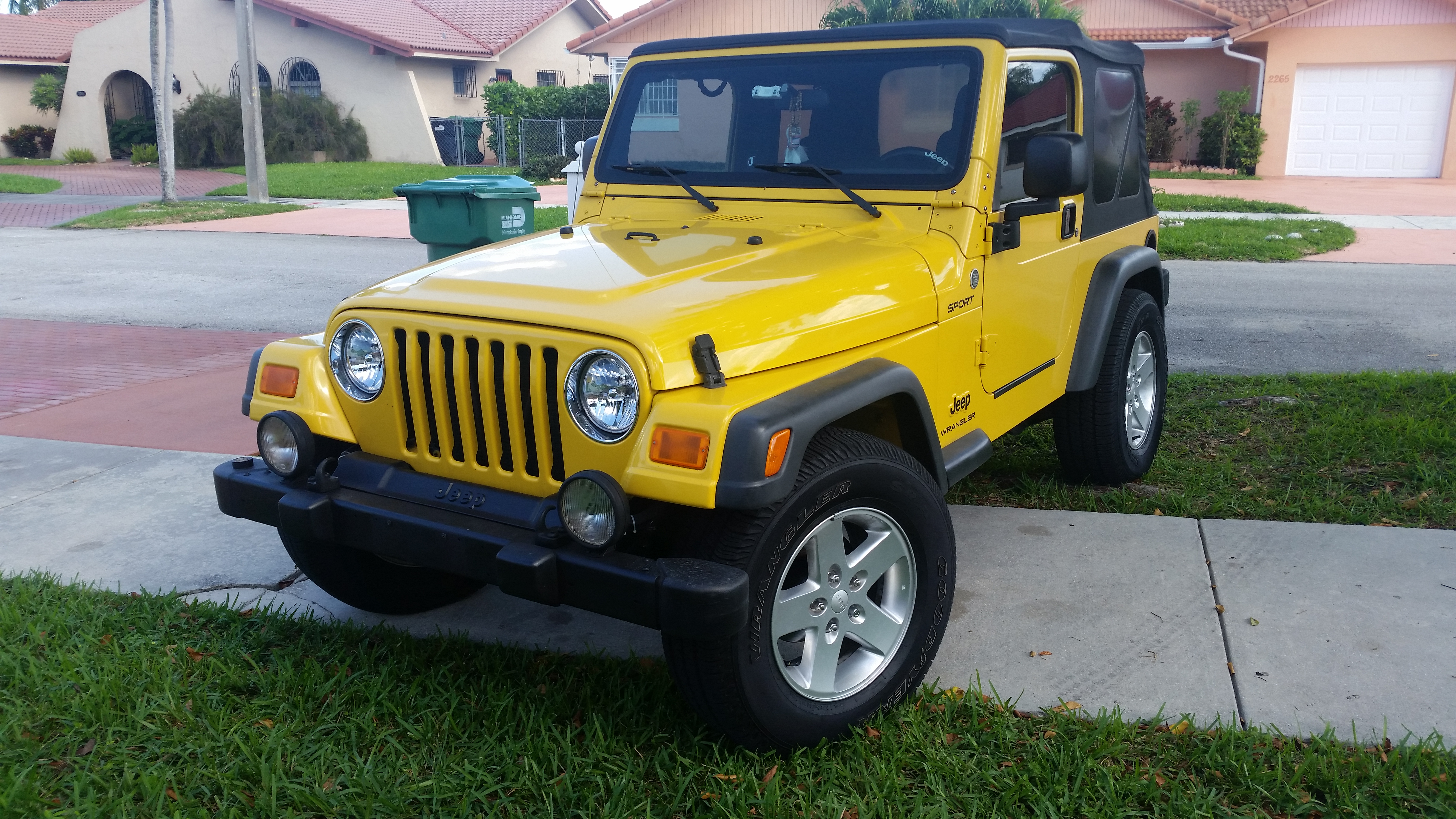 jeep wrangler tj (1997-2006) archives – smart enough to diy